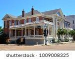 natchez  mississippi  usa | Shutterstock . vector #1009008325