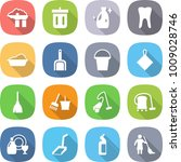 flat vector icon set   factory... | Shutterstock .eps vector #1009028746