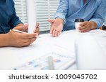 the discussion of the... | Shutterstock . vector #1009045702
