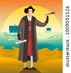 great america discoverer...   Shutterstock .eps vector #1009051126