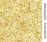 gold geometric greeting card ...   Shutterstock .eps vector #1009052368