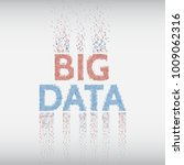 machine learning algorithm... | Shutterstock .eps vector #1009062316