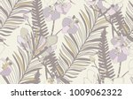 vector colorful decorative... | Shutterstock .eps vector #1009062322