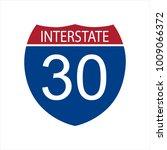 raster illustration interstate... | Shutterstock . vector #1009066372