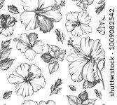 decorative seamless pattern...   Shutterstock .eps vector #1009082542
