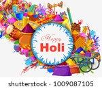 vector illustration of india... | Shutterstock .eps vector #1009087105