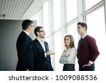 professional business people... | Shutterstock . vector #1009088536