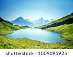 Schreckhorn And Wetterhorn Fro...