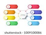 simple eight steps design...   Shutterstock .eps vector #1009100086