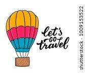 vector illustration balloon... | Shutterstock .eps vector #1009153522