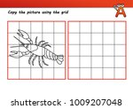 printable drawing worksheet | Shutterstock .eps vector #1009207048