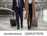 close up of legs of businessman ... | Shutterstock . vector #1009247878