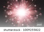 abstract light overlay effect... | Shutterstock .eps vector #1009255822