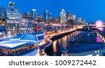 seattle pier 66 | Shutterstock . vector #1009272442