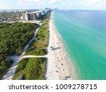 florida clear blue water birds... | Shutterstock . vector #1009278715