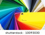 color palette | Shutterstock . vector #10093030