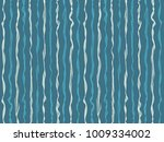 stylish curved stripes vertical ... | Shutterstock .eps vector #1009334002