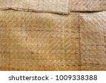 handmade wooden entwined seats... | Shutterstock . vector #1009338388