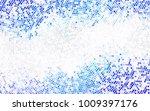 light blue vector background of ... | Shutterstock .eps vector #1009397176