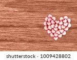 sweet heart shape of... | Shutterstock . vector #1009428802