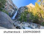 Lower Yosemite Fall At The...
