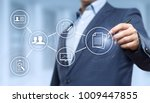 document management data system ... | Shutterstock . vector #1009447855