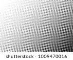 grunge halftone background.... | Shutterstock .eps vector #1009470016