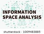 conceptual business... | Shutterstock . vector #1009483885