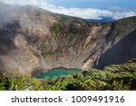 hike to irazu volcano in... | Shutterstock . vector #1009491916