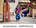 shangri la  china   september...   Shutterstock . vector #1009492126
