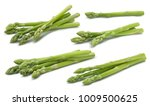 Green Raw Asparagus Set 2...
