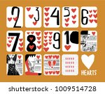 vintage style hand drawn set of ... | Shutterstock .eps vector #1009514728