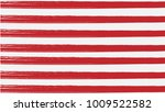 horizontal red and white line... | Shutterstock .eps vector #1009522582