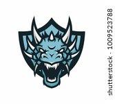Dragon   Vector Logo Icon...