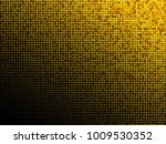 golden halftone dots. gold and... | Shutterstock .eps vector #1009530352