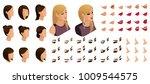 isometrics create your emotions ... | Shutterstock .eps vector #1009544575
