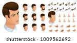 isometrics create your emotions ... | Shutterstock .eps vector #1009562692