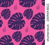 seamless vector pattern...   Shutterstock .eps vector #1009693822