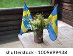 Celebrating Midsummer In Swede...