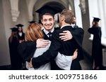 Parents Congratulate The...