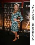 andrea harrison  at a screening ...   Shutterstock . vector #100976752