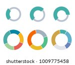 round info graphic elements and ... | Shutterstock .eps vector #1009775458