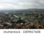 tbilisi  capital city of... | Shutterstock . vector #1009817608