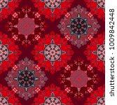 vector abstract seamless... | Shutterstock .eps vector #1009842448