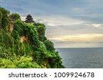 pura luhur uluwatu temple  bali ...   Shutterstock . vector #1009924678