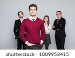 group of business people.... | Shutterstock . vector #1009953415