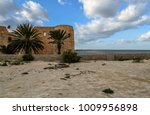 old fortress ruins.... | Shutterstock . vector #1009956898