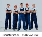 group of professional... | Shutterstock . vector #1009961752