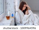 health care concept. beautiful... | Shutterstock . vector #1009964596