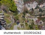 sentiero degli dei  italy   ...   Shutterstock . vector #1010016262